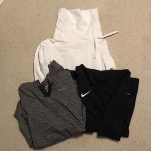 Bundle of Nike Drifit Sweatshirts